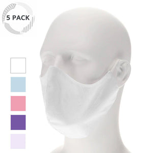 Cheap face mask pack assorted colors