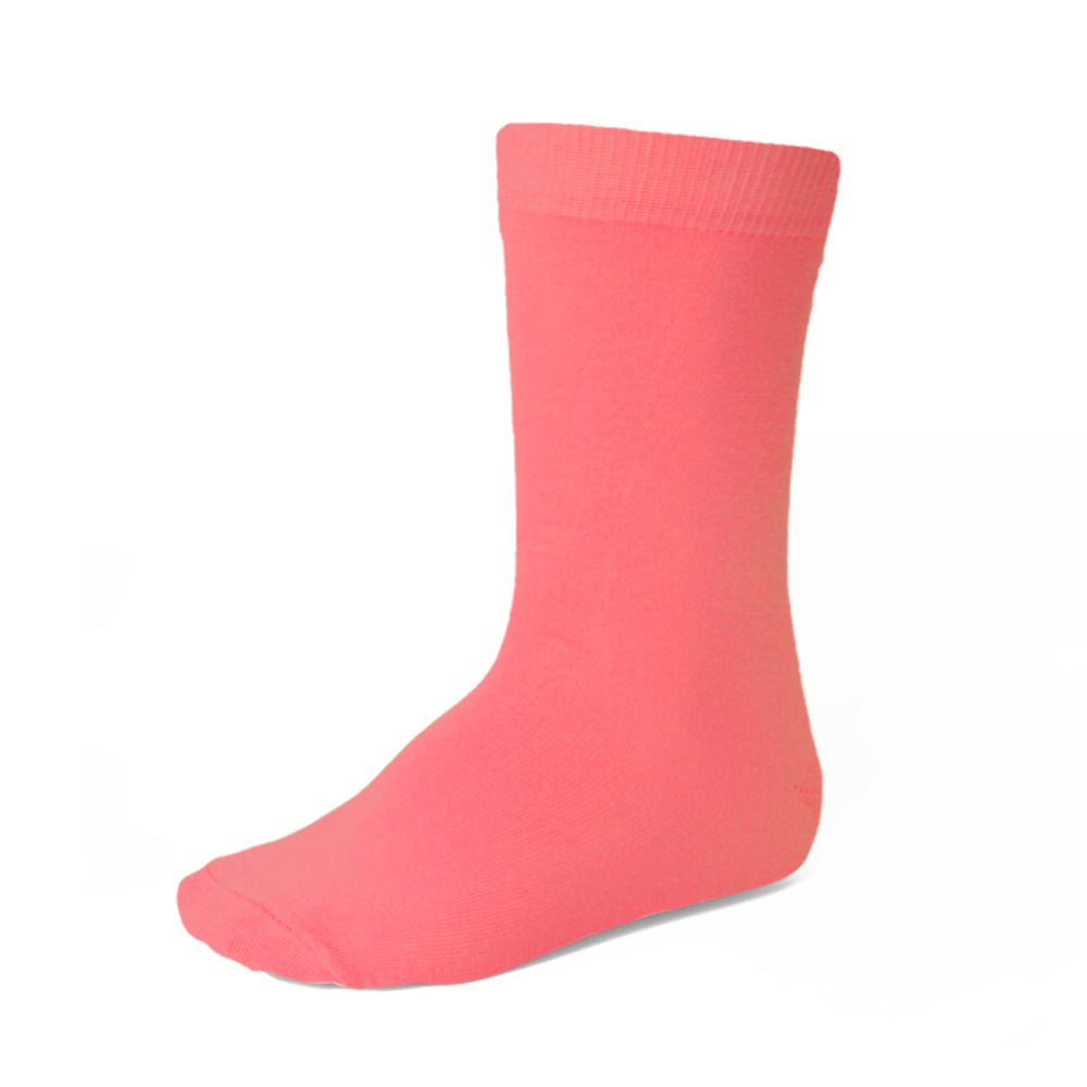 Children's Coral Socks