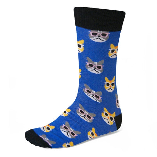 Men's Cool Cat Socks