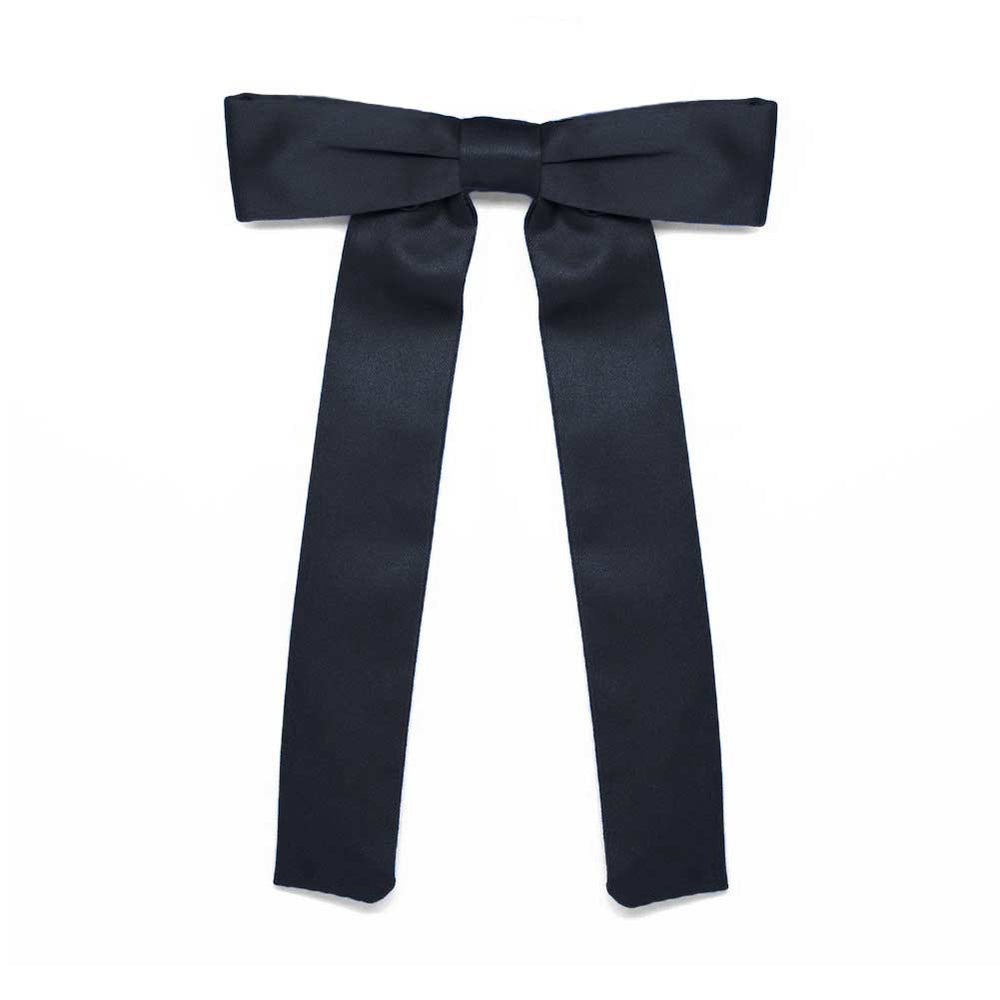 Dark Navy Blue Kentucky Colonel Tie