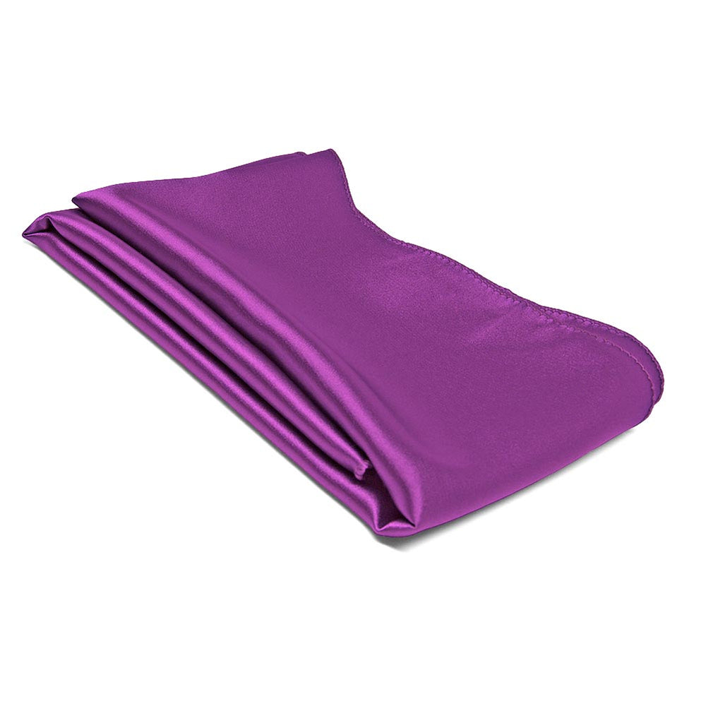 Dark Orchid Solid Color Scarf