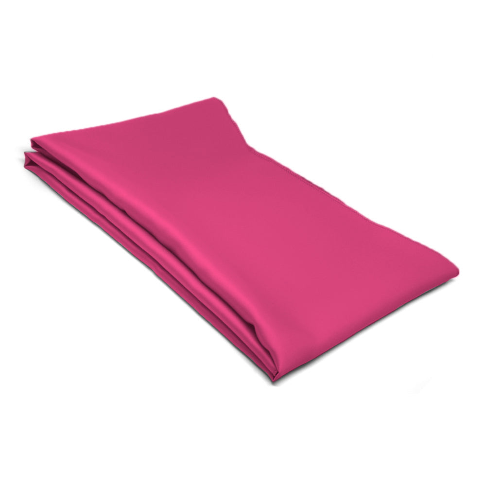 Light Fuchsia Solid Color Scarf