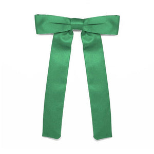 Emerald Green Kentucky Colonel Tie
