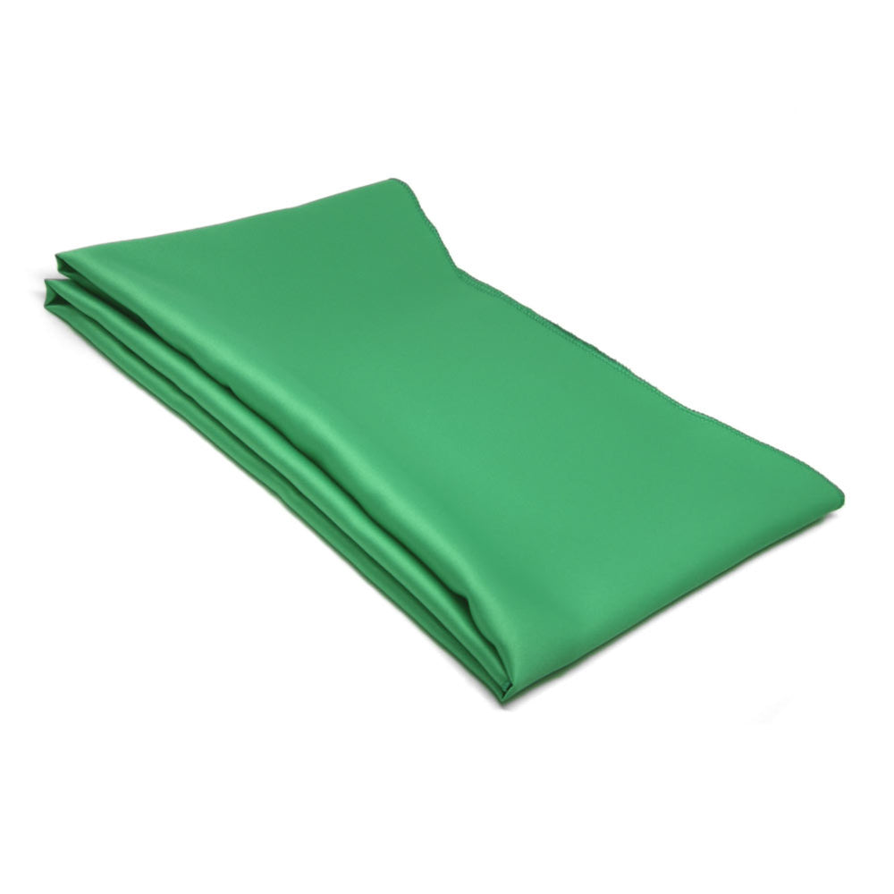 Emerald Green Solid Color Scarf