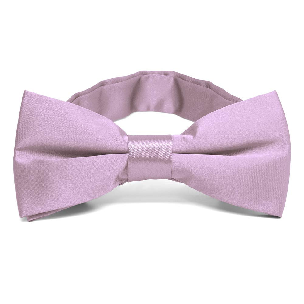 English Lavender Band Collar Bow Tie