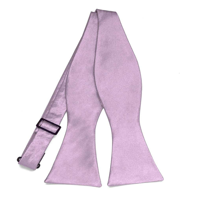 English Lavender Self-Tie Bow Tie