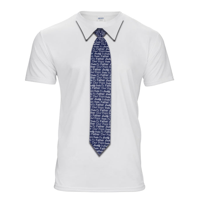 Father Necktie T-Shirt