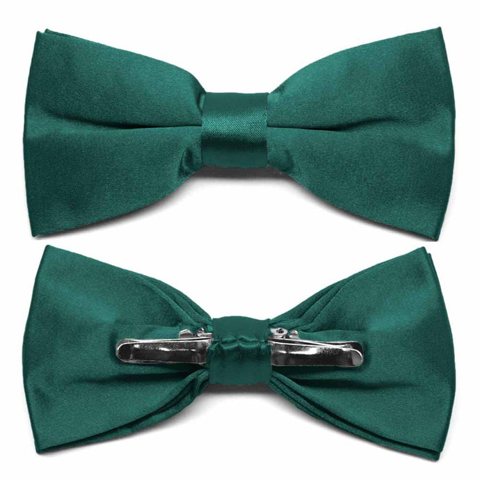 Gem Clip-On Bow Tie