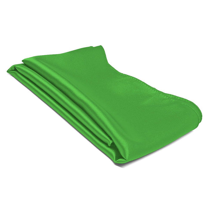 Grass Green Solid Color Scarf