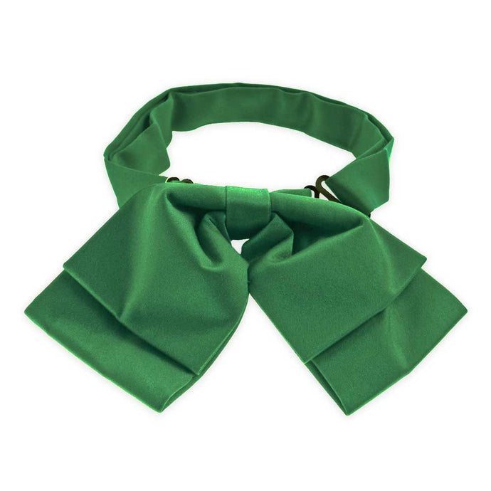 Green Floppy Bow Tie