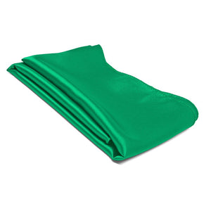 Green Solid Color Scarf