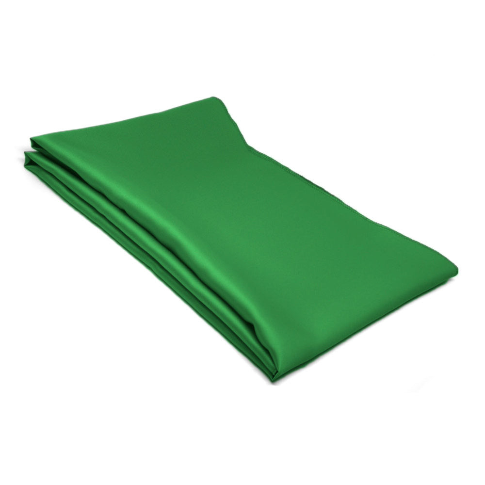 Irish Green Solid Color Scarf