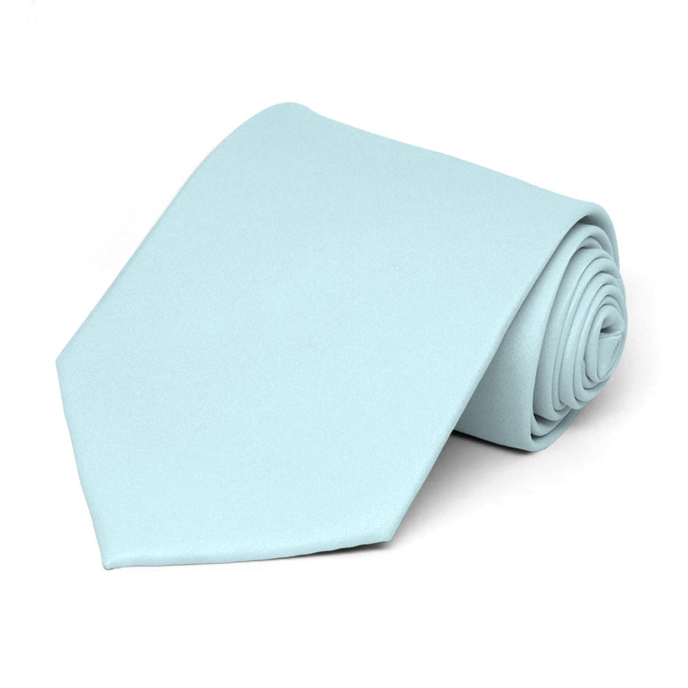 Light Blue Staff Tie
