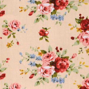 Laguna Floral Cotton Pocket Square