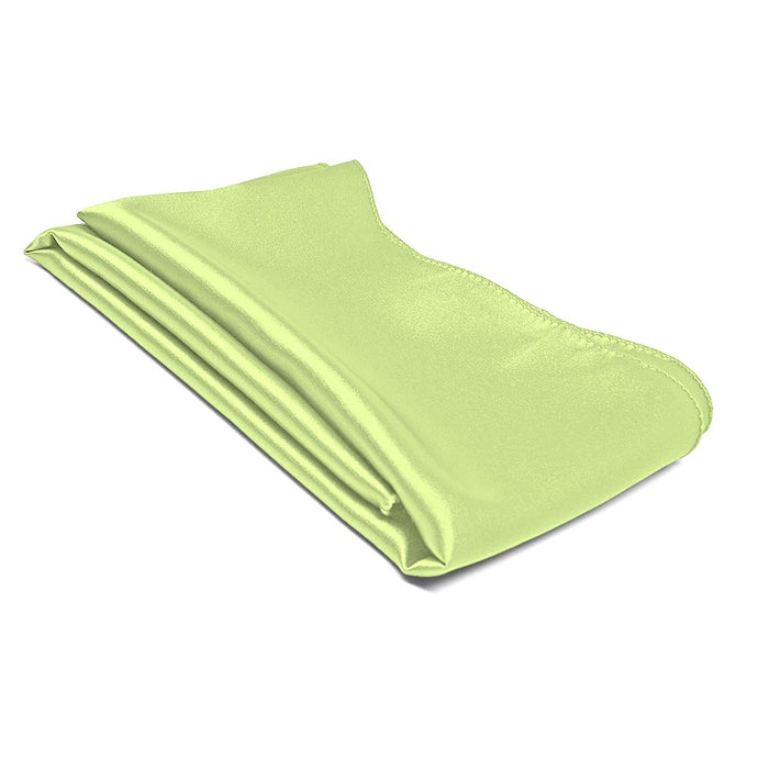 Lime Green Solid Color Scarf