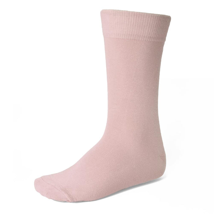 Men's Blush Pink Socks