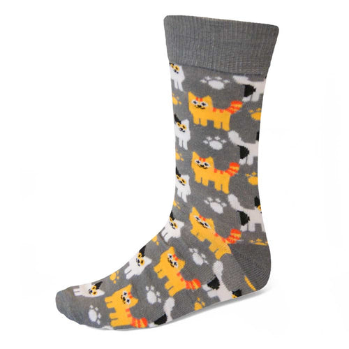 Men's Kitten Socks
