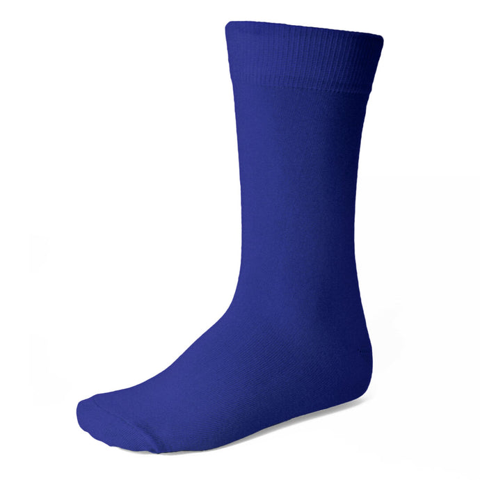 Men's Royal Blue Socks