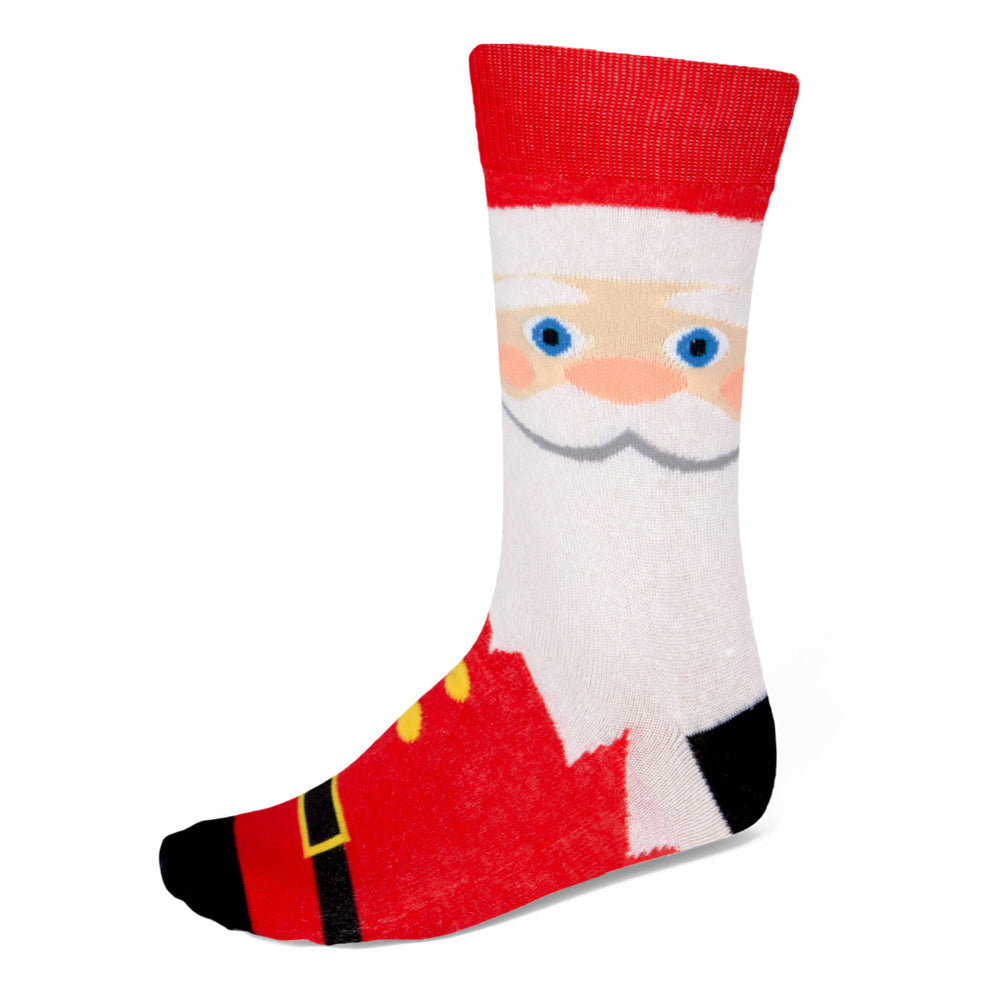 Men's santa theme socks