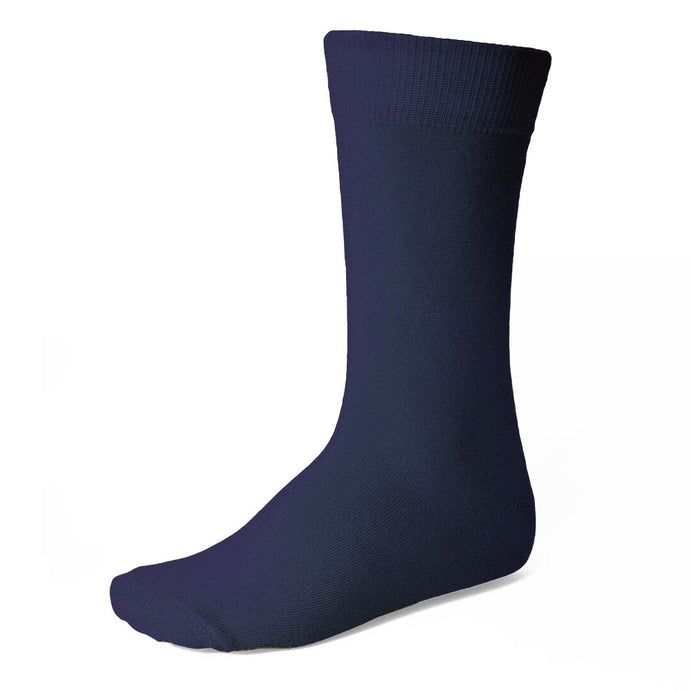 Men's Navy Blue Socks