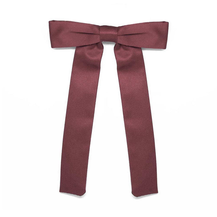 Merlot Kentucky Colonel Tie