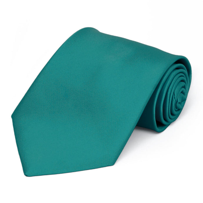 Oasis Premium Extra Long Solid Color Necktie