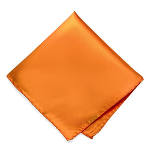 Orange Premium Pocket Square