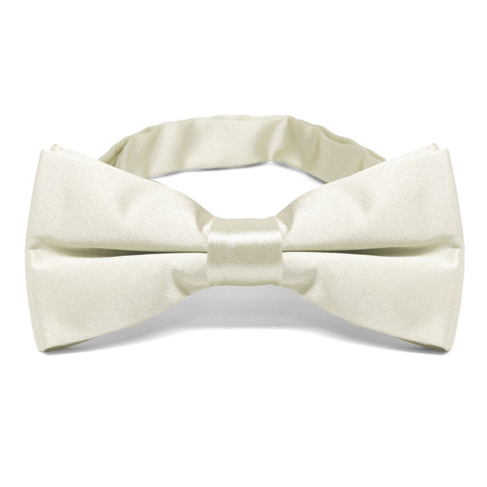 Pearl Band Collar Bow Tie