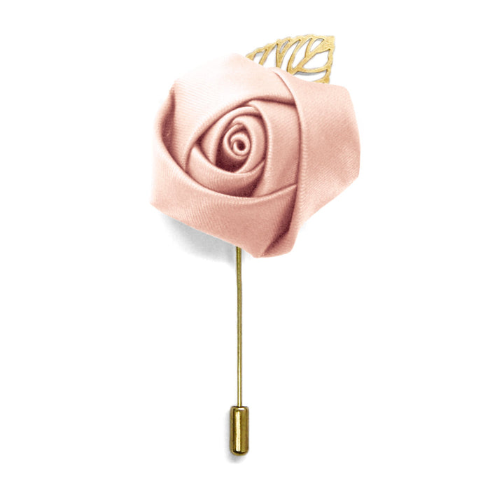 Petal Premium Flower Lapel Pin
