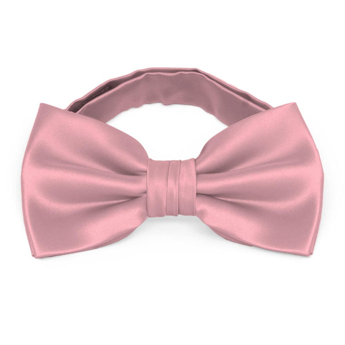 Pink Champagne Premium Bow Tie