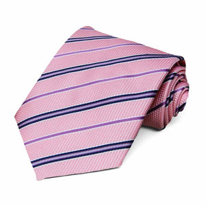 Striped Neckties, 6-Pack