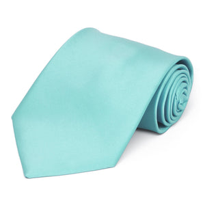 Pool Premium Solid Color Necktie