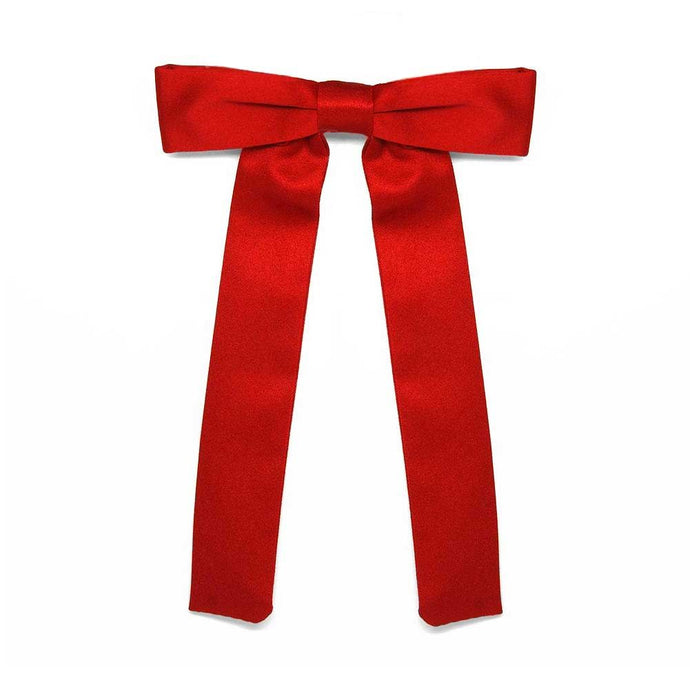 Red Kentucky Colonel Tie