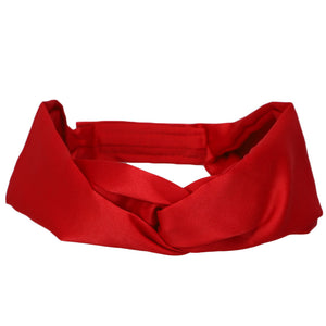 red knot scarf front