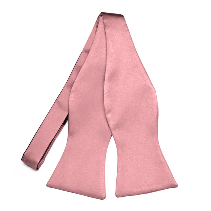 Rose Petal Pink Premium Self-Tie Bow Tie