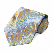 Load image into Gallery viewer, Spring pattern paisley tie