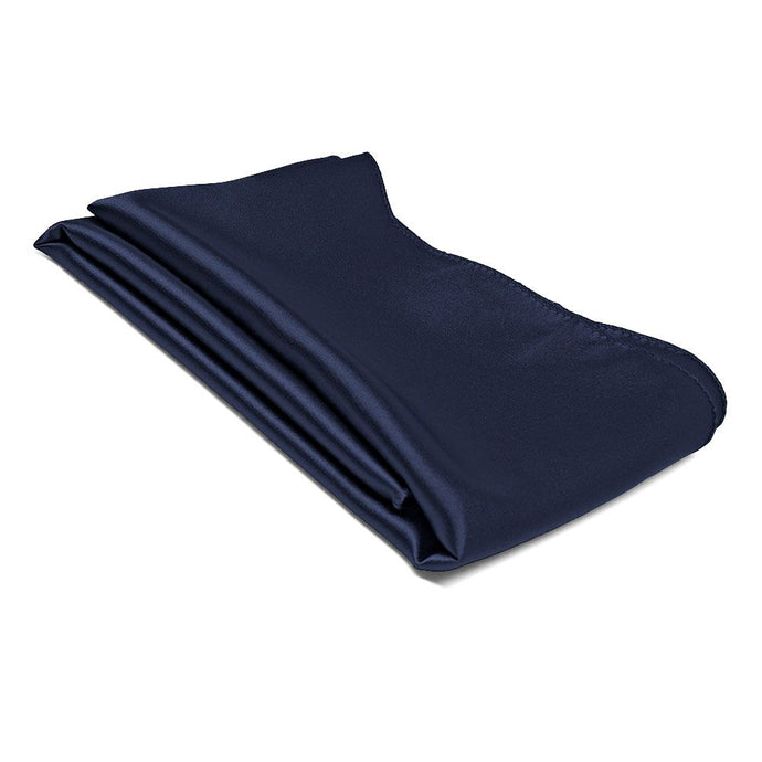 Twilight Blue Solid Color Scarf