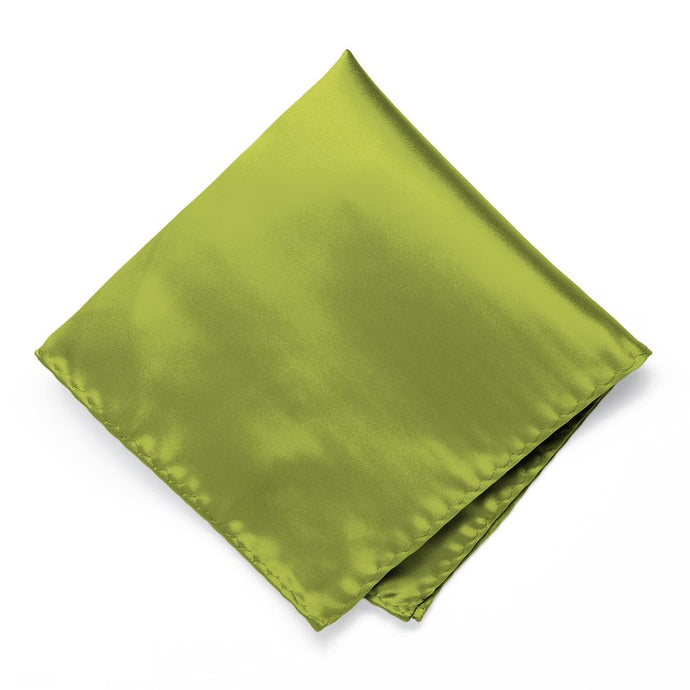 Wasabi Premium Pocket Square