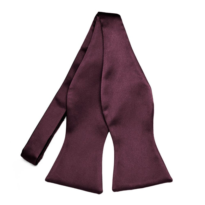 Wine Premium Self-Tie Bow Tie
