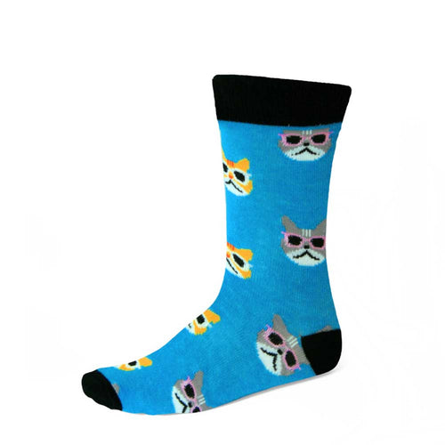 Women's Cool Cat Socks