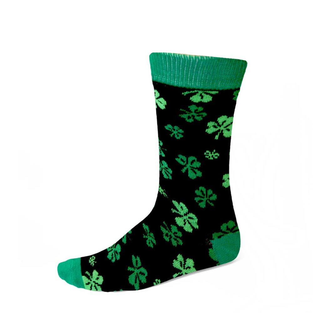 Women's Shamrock Socks