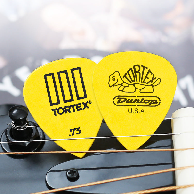 Dunlop Guitar Picks Tortex TIII