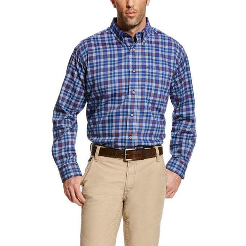 ARIAT FR COLLINS WORK SHIRT - MEN'S - 10020807