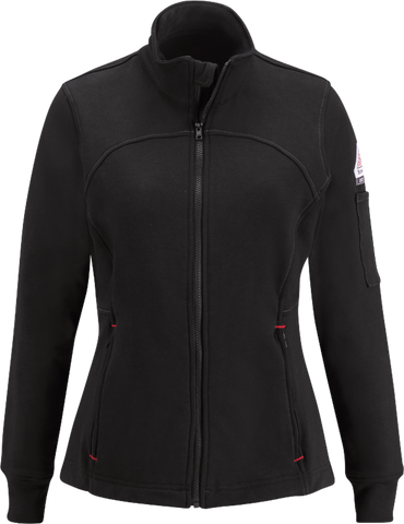 BULWARK FLEECE FR ZIP-UP JACKET - WOMEN'S - MULTIPLE COLORS - SEZ3