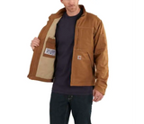 CARHARTT FULL SWING® QUICK DUCK® FR JACKET - MEN'S - CARHARTT BROWN - 102179