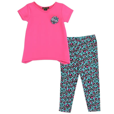 New Chic Spring Set - Cozy N Cute Kids Boutique