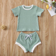 Basic Summer Set - Cozy N Cute Kids Boutique