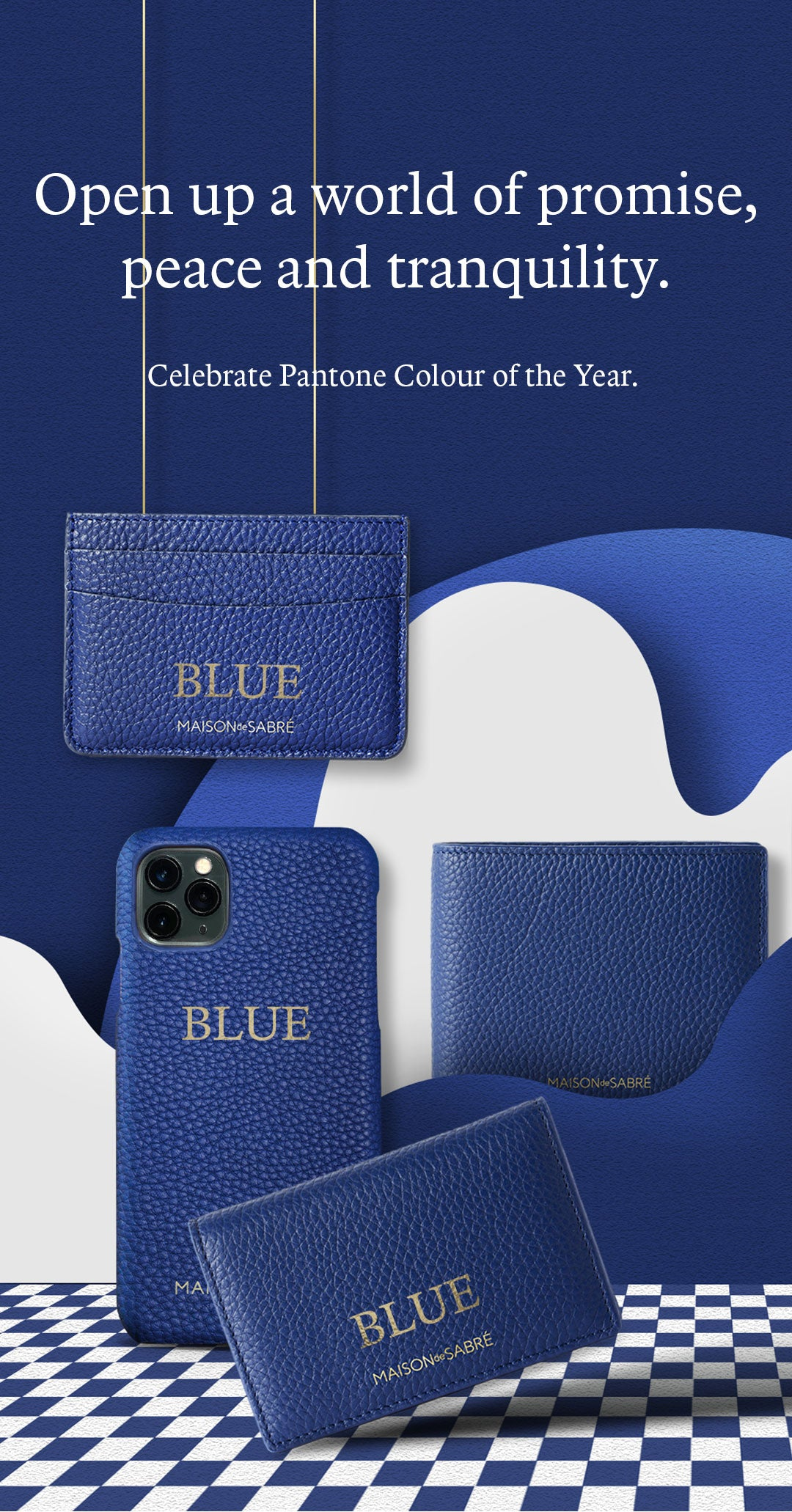 Celebrate the colour of the year