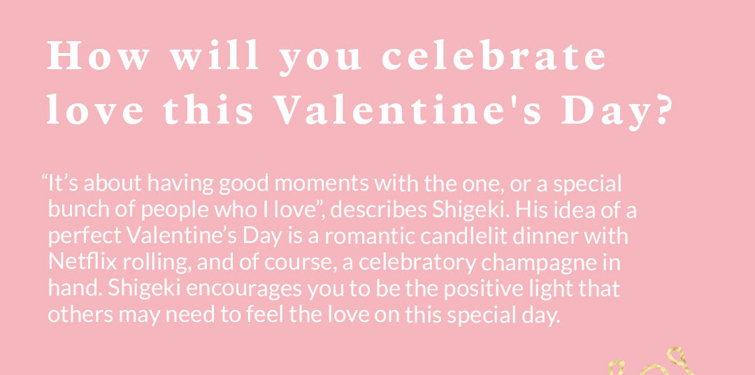 How will you celebrate Valentines Day?