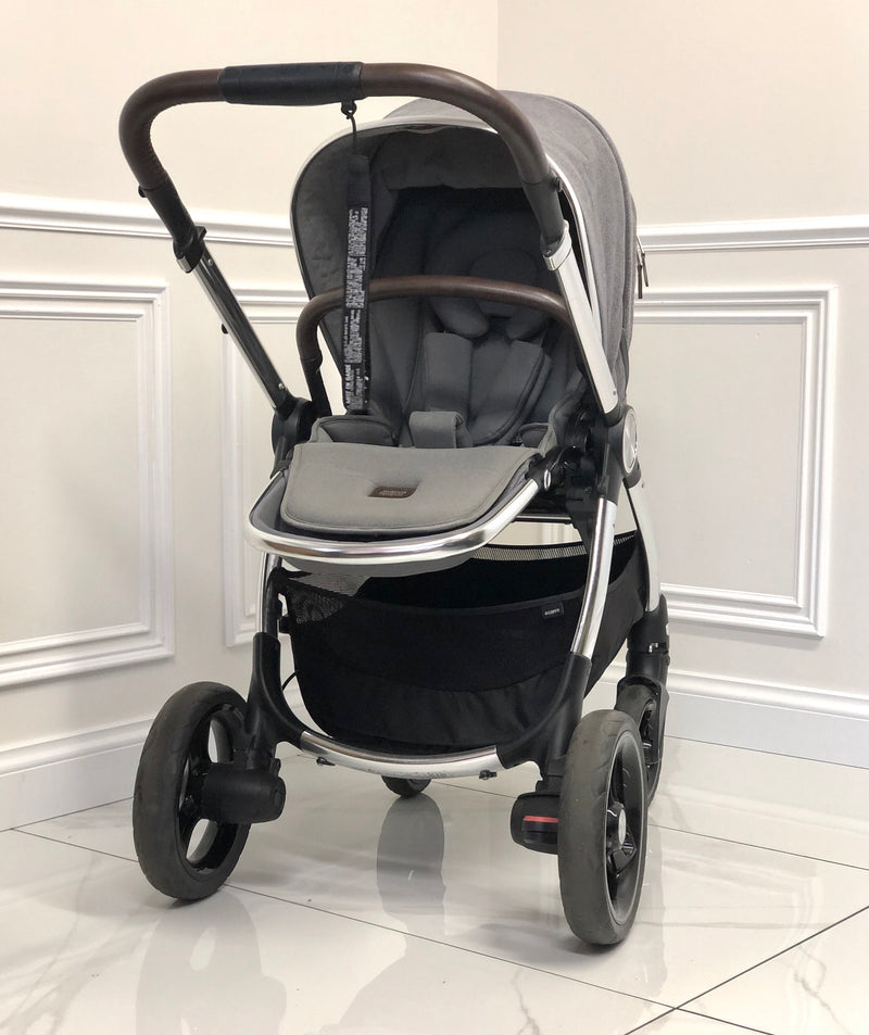 Mamas & Papas® Ocarro - Signature Edition Grey Twill
